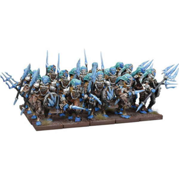 Kings of War: Northern Alliance: Ice Naiads Regiment