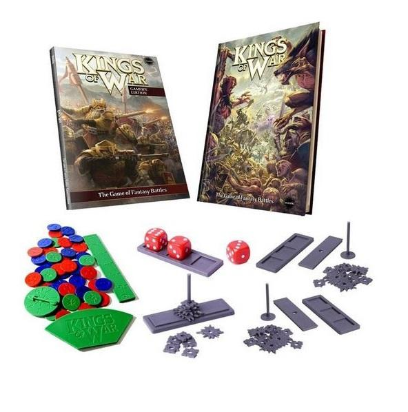 Kings of War: Rulebook 2nd Edition Deluxe (SALE)