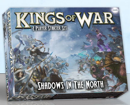 Kings of War: Shadows in the North