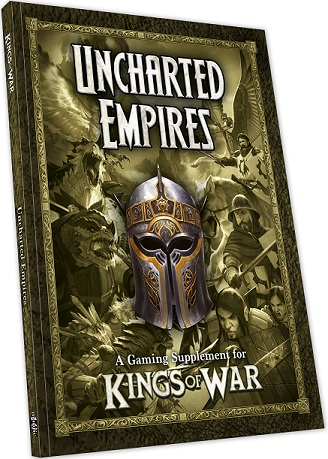 Kings of War: UNCHARTED EMPIRES ARMIES (SC)