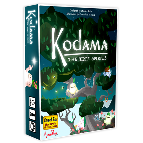 Kodama: The Tree Spirits (2nd Edition)