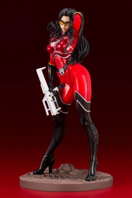 G.I. Joe Baroness The Crimson Strike Team Bishoujo Statue (Limited Version)