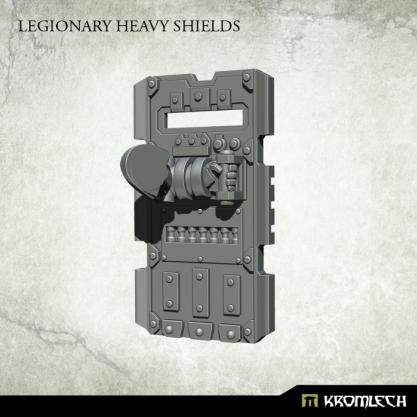 Kromlech Conversion Bitz: Legionary Heavy Shields