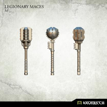 Kromlech Conversion Bitz: Legionary Maces (3)