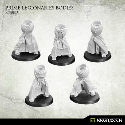 Kromlech Conversion Bitz: Prime Legionaries Bodies - Robed (5)