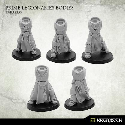 Kromlech Conversion Bitz: Prime Legionaries Bodies - Tabards