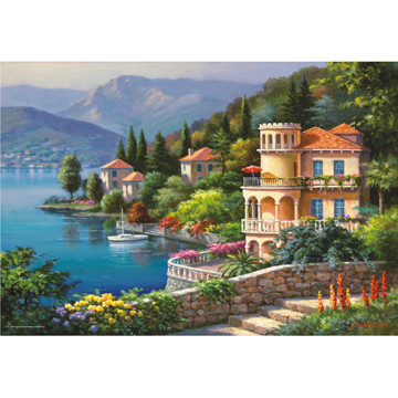 Perre Group Puzzles: Lakeside Villa