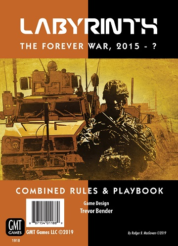 Labyrinth: The Forever War 2015 - ? Expansion