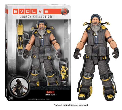 Legacy Collection Evolve: Hank (SALE)