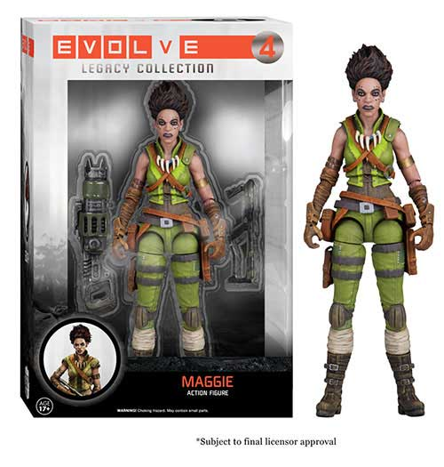 Legacy Collection Evolve: Maggie (SALE)