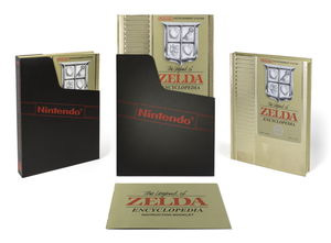 Legend Of Zelda: Encyclopedia (Deluxe Edition)