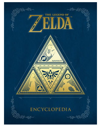 Legend Of Zelda: Encyclopedia (Standard Edition)