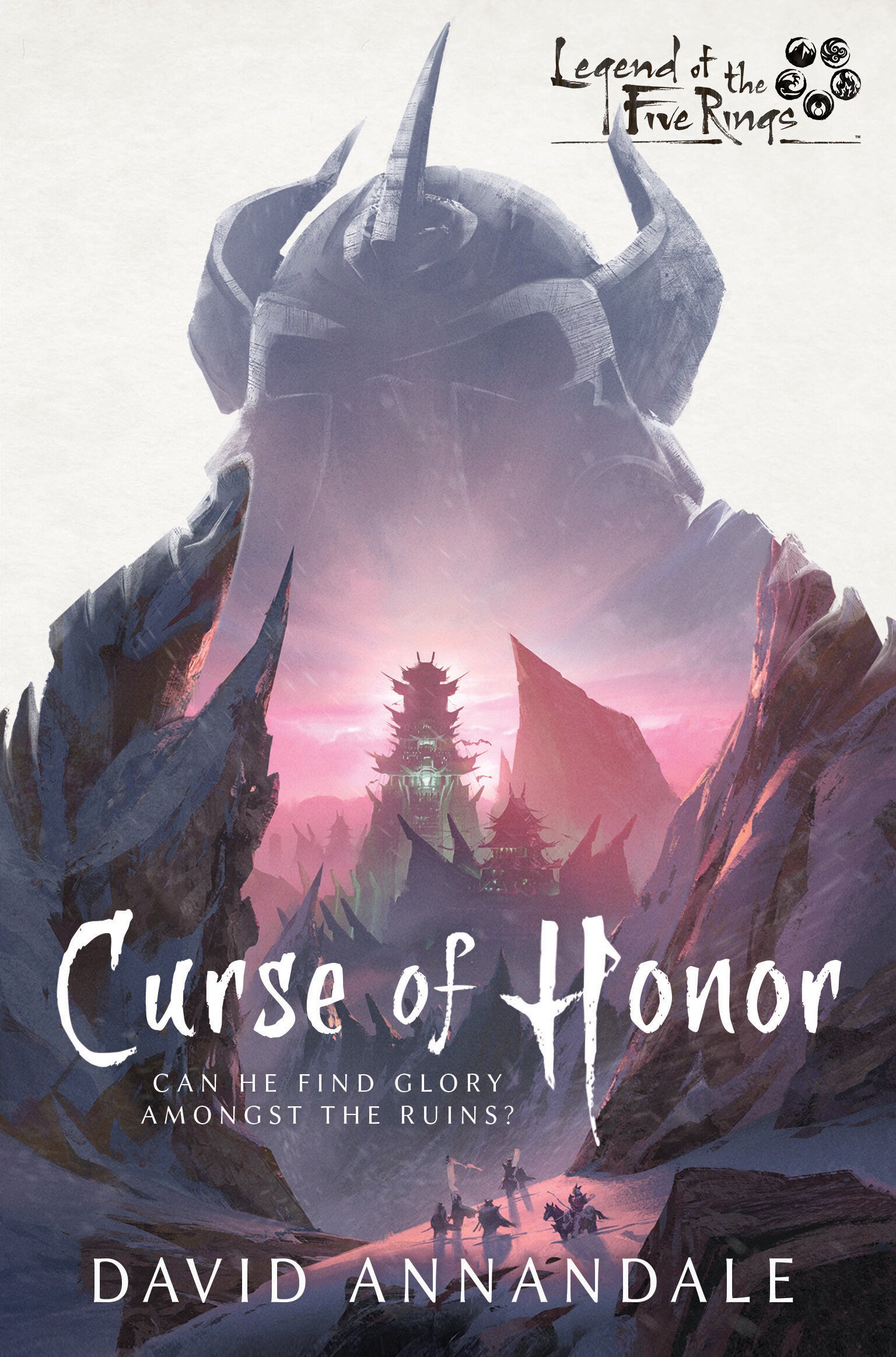 Legend of the Five Rings: Curse of Honor [DAMAGED]