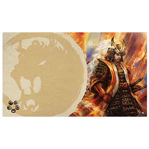 Legend of the Five Rings The Card Game: RIGHT HAND OF THE EMPEROR PLAYMAT