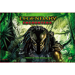 Legendary Encounters: Predator [Damaged]
