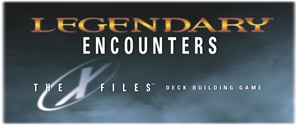 Legendary Encounters: The X-Files [Damaged]