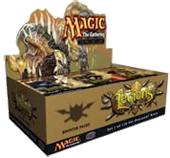 Magic the Gathering: Legions: Booster Pack