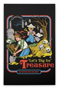 Let's Dig for Treasure (Steven Rhodes)