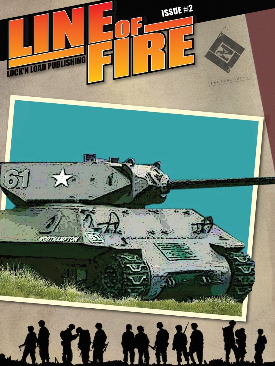Line of Fire Magazine #002
