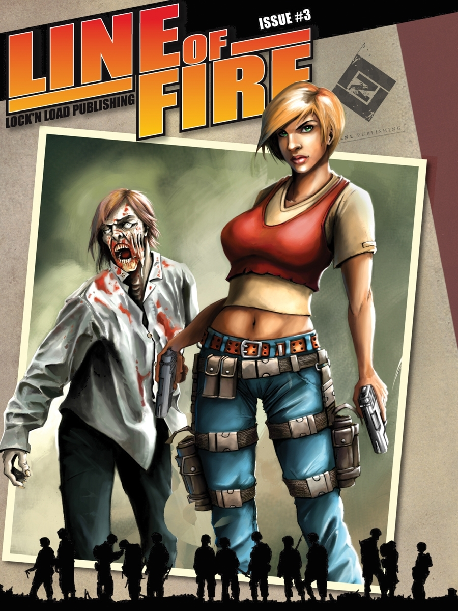 Line of Fire Magazine #003