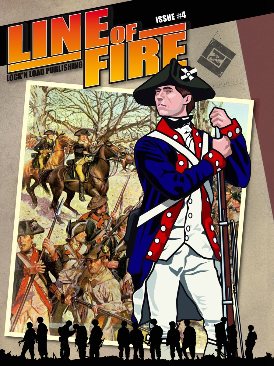 Line of Fire Magazine #004
