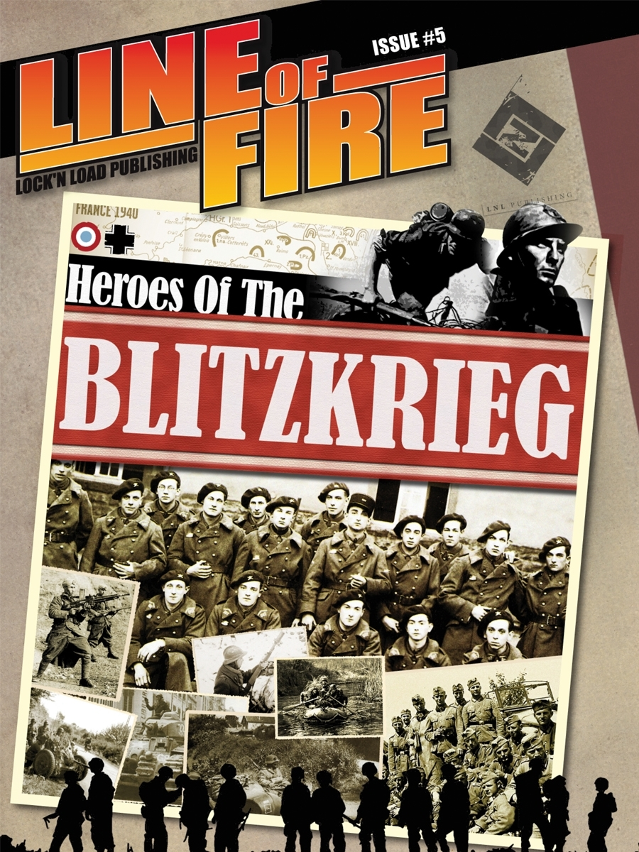 Line of Fire Magazine #005
