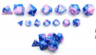 Little Dragon: Mini Dice - Myostis