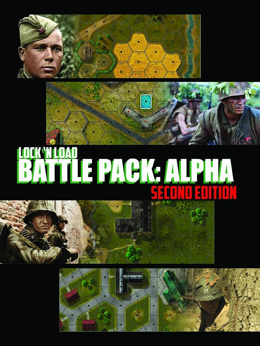 Lock 'n Load: Battle Pack Alpha
