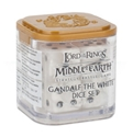 Lord Of The Rings: Gandalf the White Dice