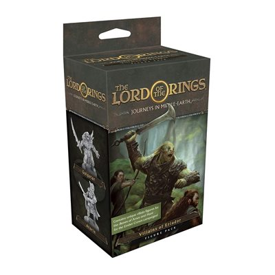 Lord of the Rings- Journeys in Middle-Earth: Villains of Eriador Figure Pack