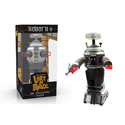 Lost In Space: Retro Robot (Well Played)