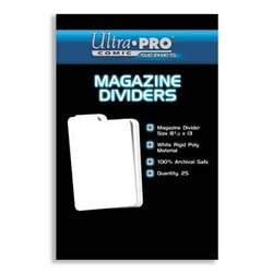 Ultra Pro: Magazine Storage Dividers