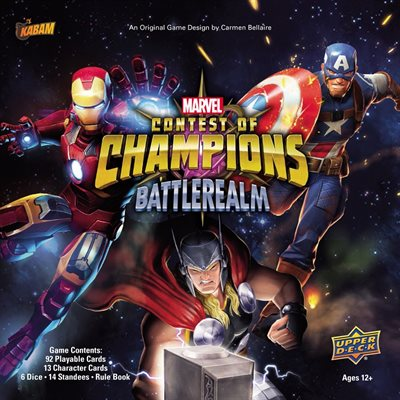 MARVEL Contest of Champions: Battlerealm [Damaged]