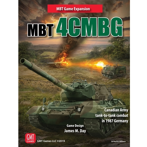 MBT: 4CMBG (Canadian Army Expansion)