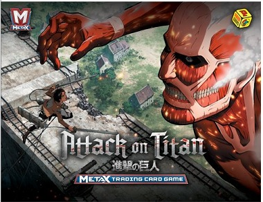 META X: Attack On Titan- Dual Starter