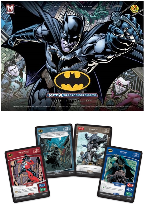 META X: Batman- Booster