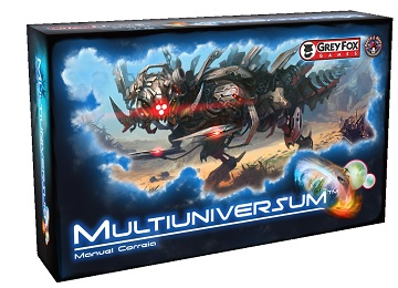 MULTIUNIVERSUM 2ND EDITION