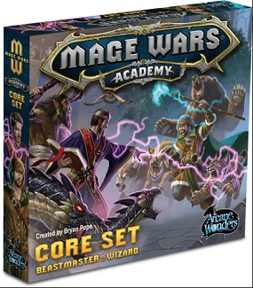 Mage Wars Academy: Core Set