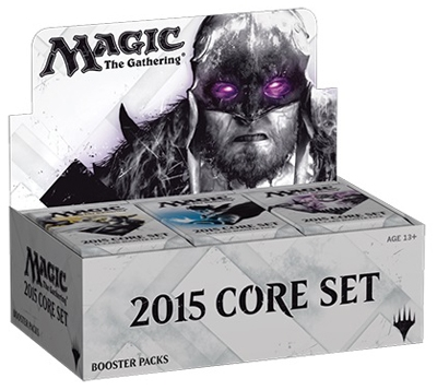 Magic the Gathering: 2015 Core Set: Booster Case