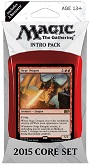 Magic the Gathering: 2015 Core Set: Intro Deck -Flames of the Dragon