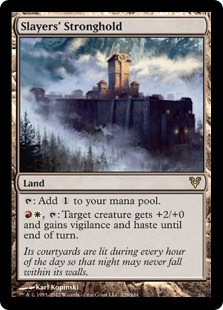 Magic: Avacyn Restored 229: Slayers Stronghold