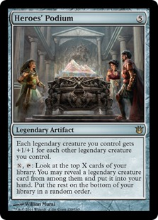 Magic: Born of the Gods 159: Heroes Podium