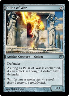 Magic: Born of the Gods 160: Pillar of War