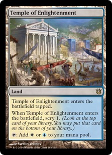 Magic: Born of the Gods 163: Temple of Enlightenment