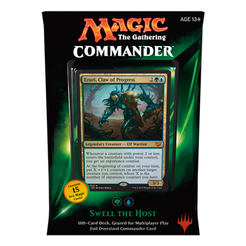 Magic: Commander 2015- Swell the Host