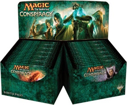 Magic the Gathering: Conspiracy: Booster Case