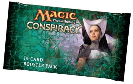 Magic the Gathering: Conspiracy: Booster Pack