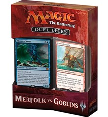 Magic: Duel Decks: Merfolk vs Goblins