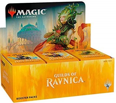Magic: Guilds of Ravnica: Themed Booster