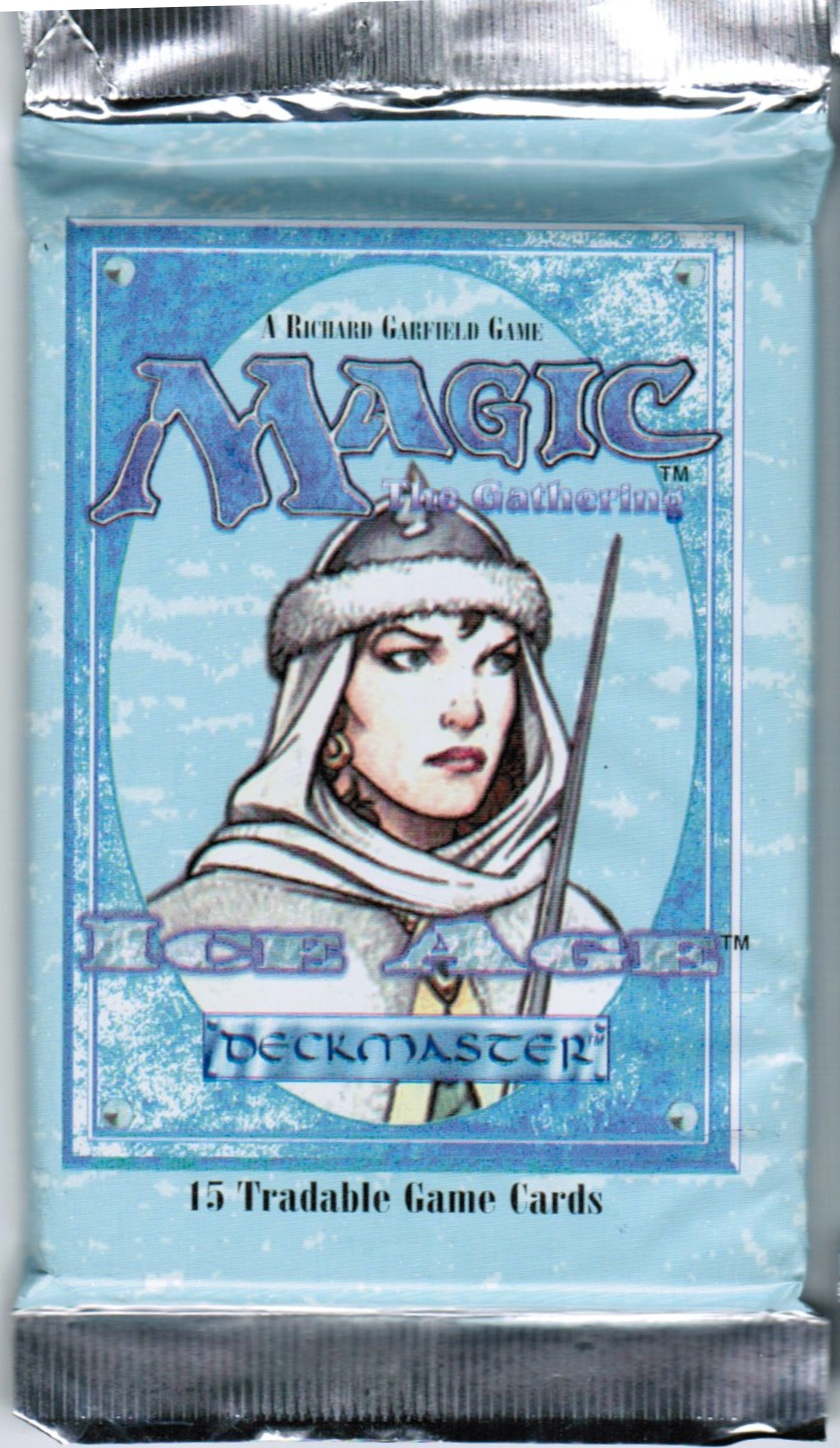 Magic the Gathering: Ice Age: Booster Pack
